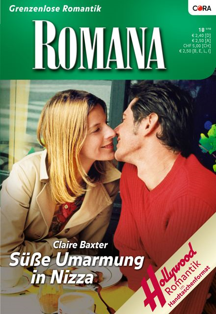 Süsse Umarmung in Nizza