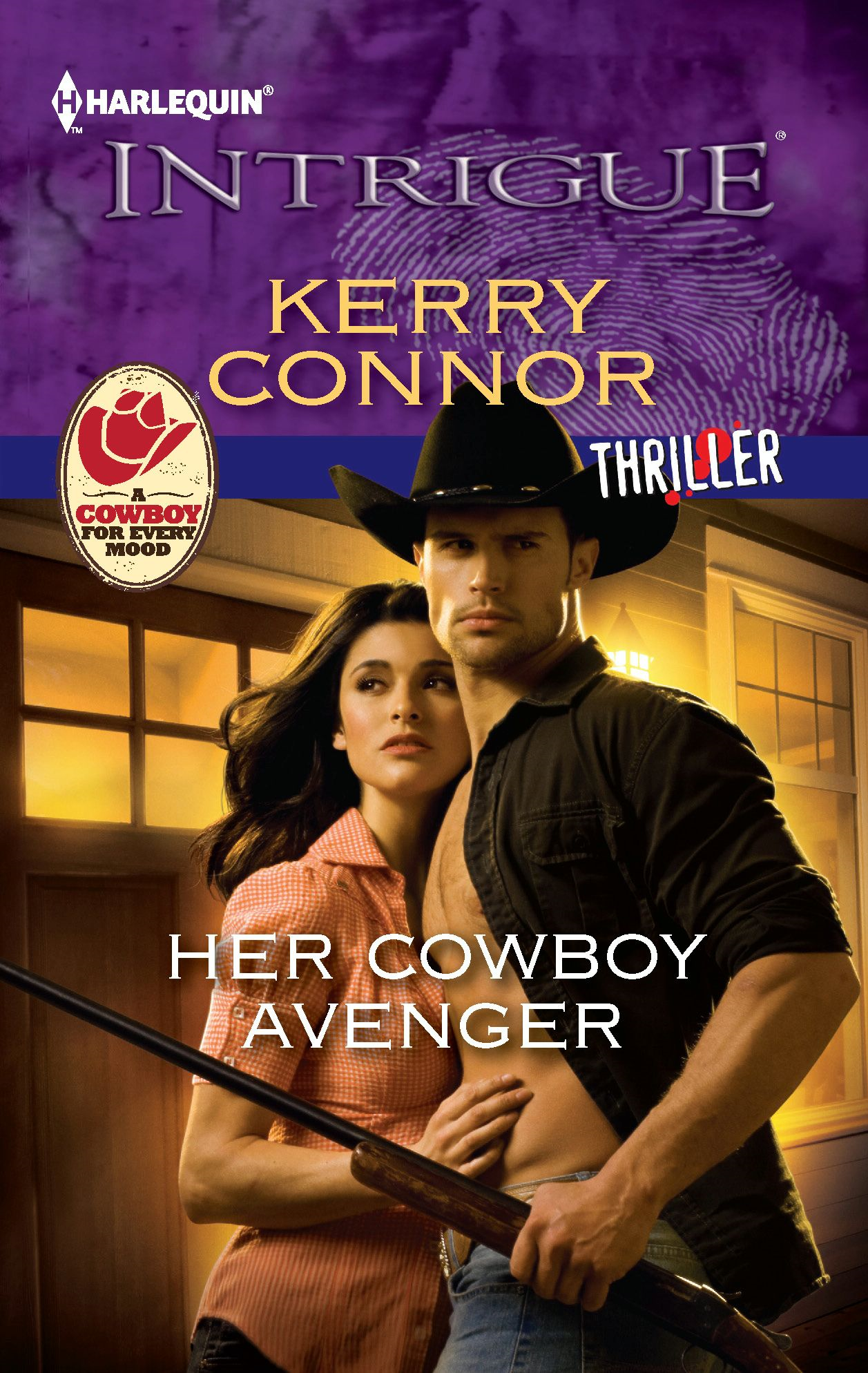 Her Cowboy Avenger By: Kerry Connor
