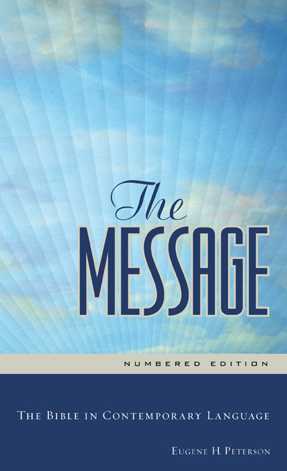 The Message Hardback