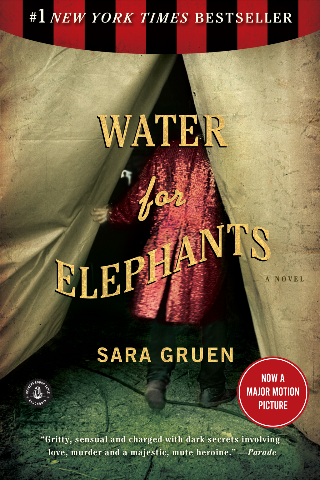 Water for Elephants By: Sara Gruen