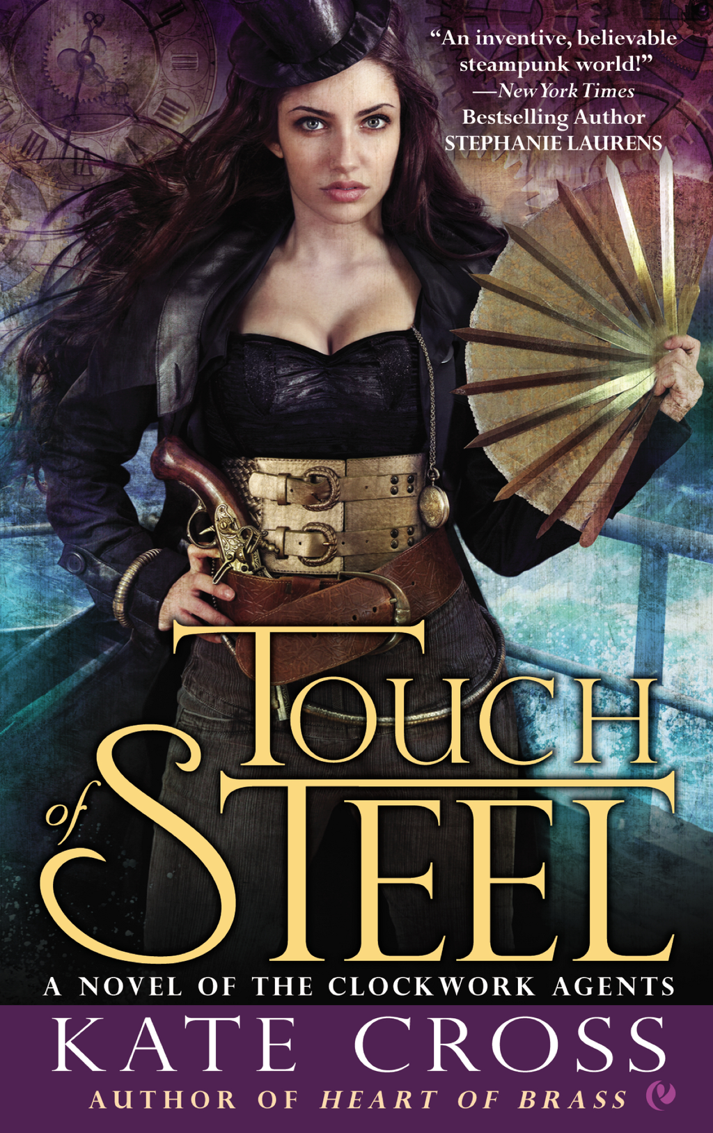Touch of Steel By: Kate Cross