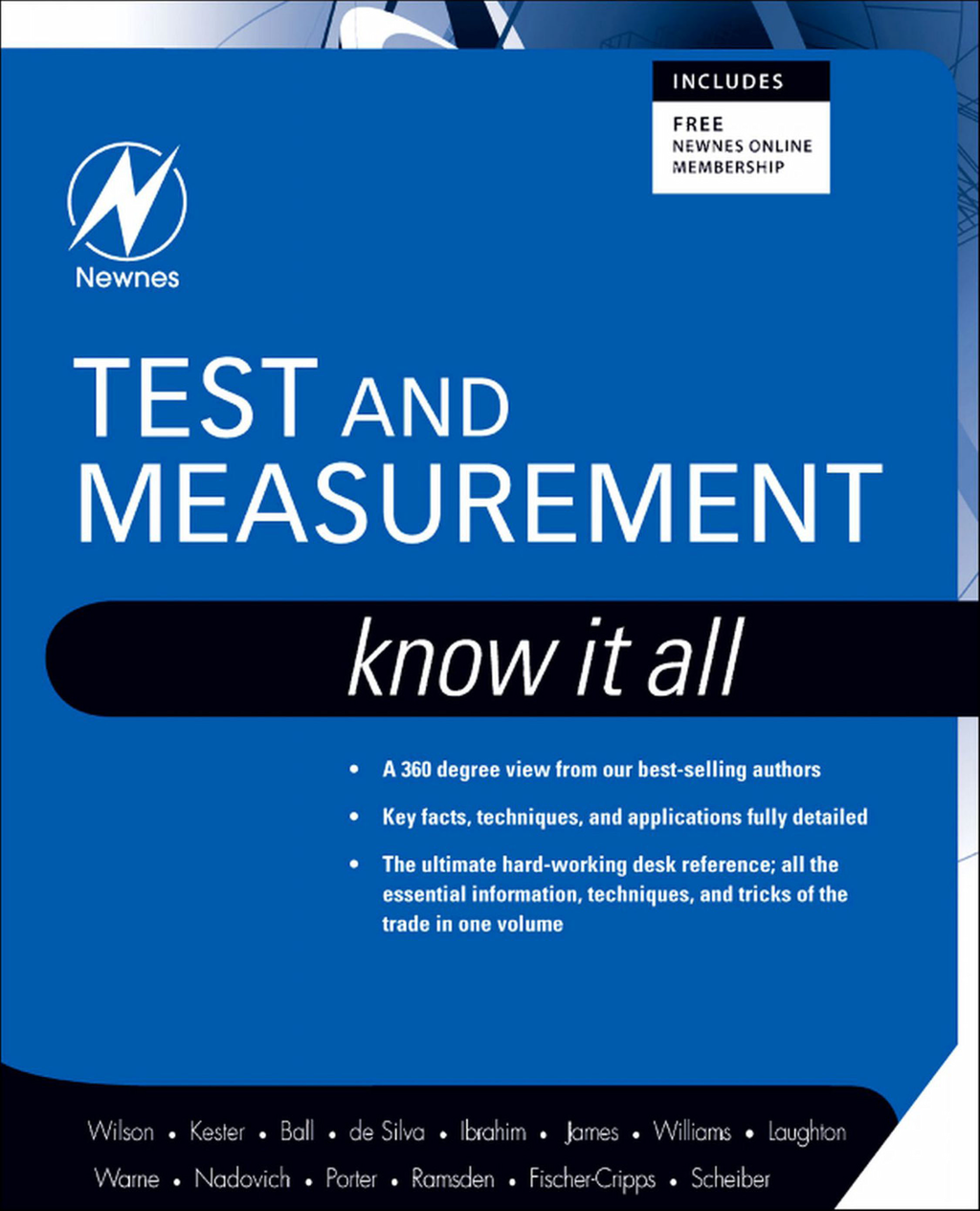 Test and Measurement: Know It All By: Creed Huddleston,Dogan Ibrahim,Edward Ramsden,Jon S. Wilson,Stuart Ball