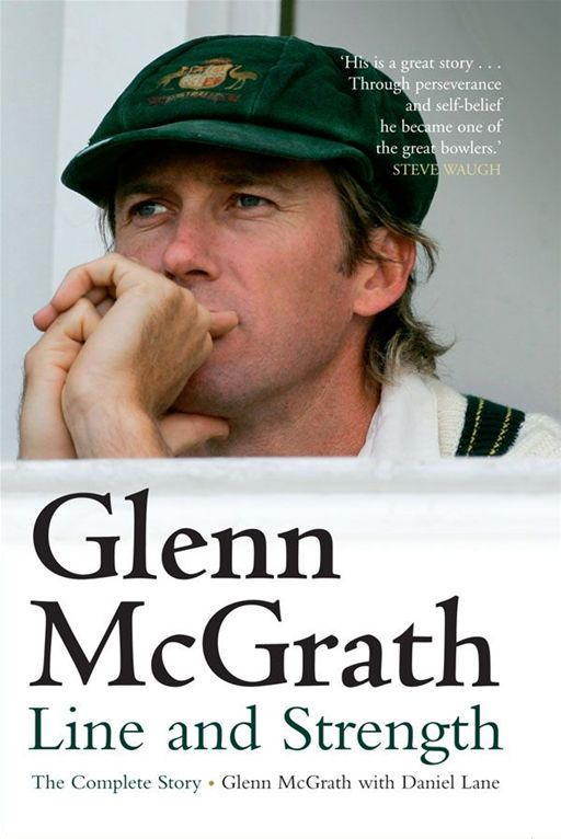 Glenn McGrath Line and Strength