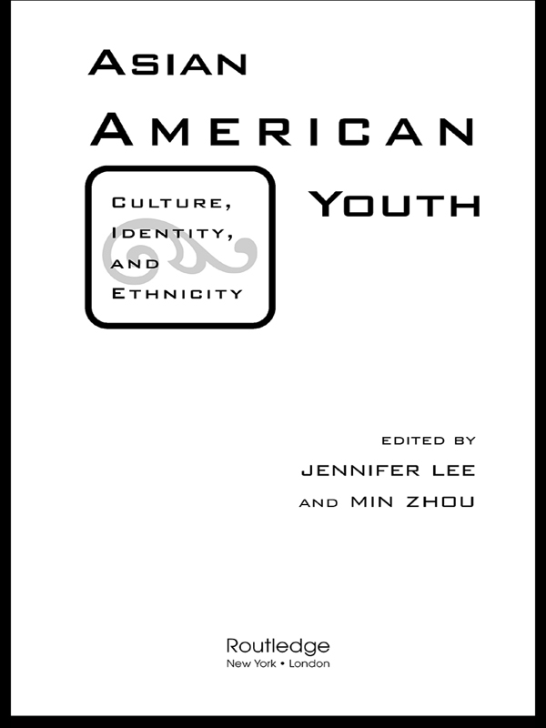 Asian American Youth By: