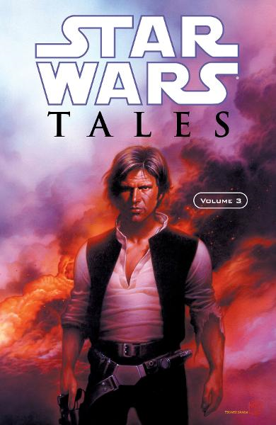 Star Wars Tales Volume 3 By: Various, Tsuneo Sanda (Cover Artist)