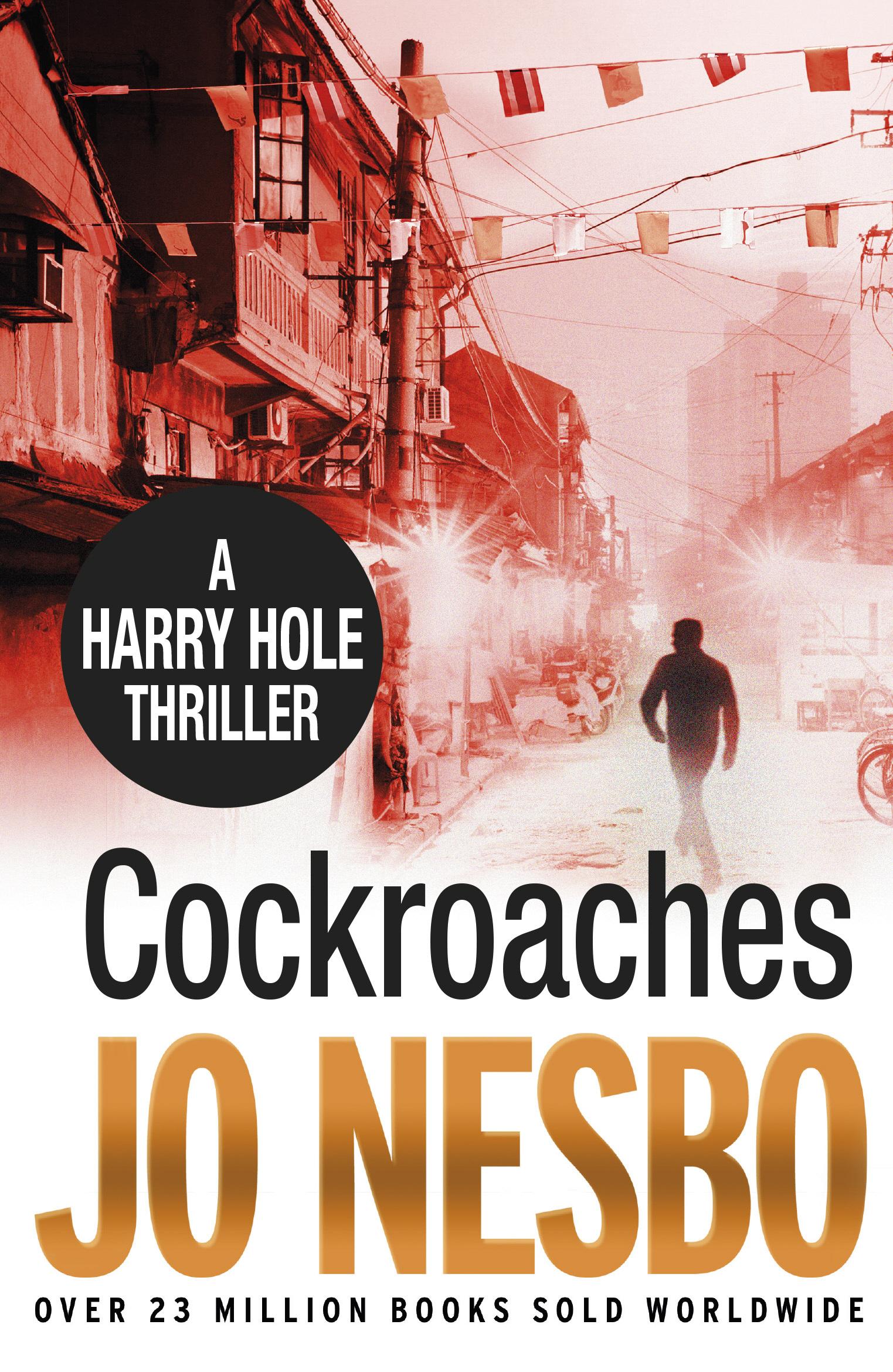 Cockroaches An early Harry Hole case