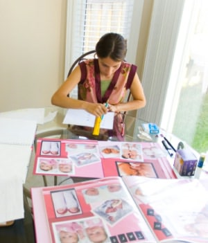 A Beginners Guide To Scrapbooking