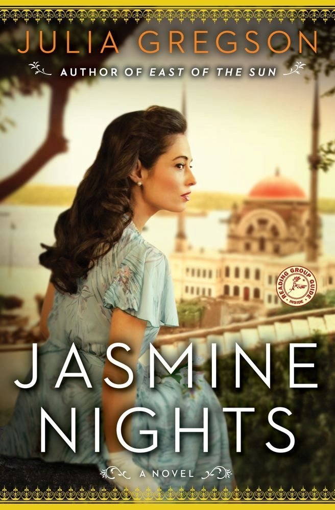 Jasmine Nights By: Julia Gregson