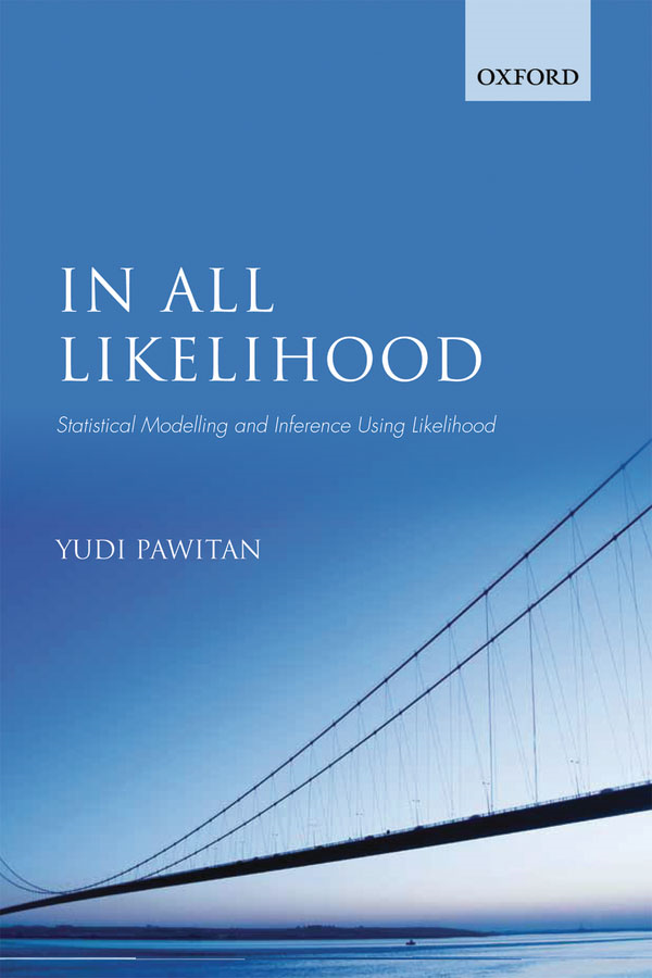 In All Likelihood: Statistical Modelling and Inference Using Likelihood
