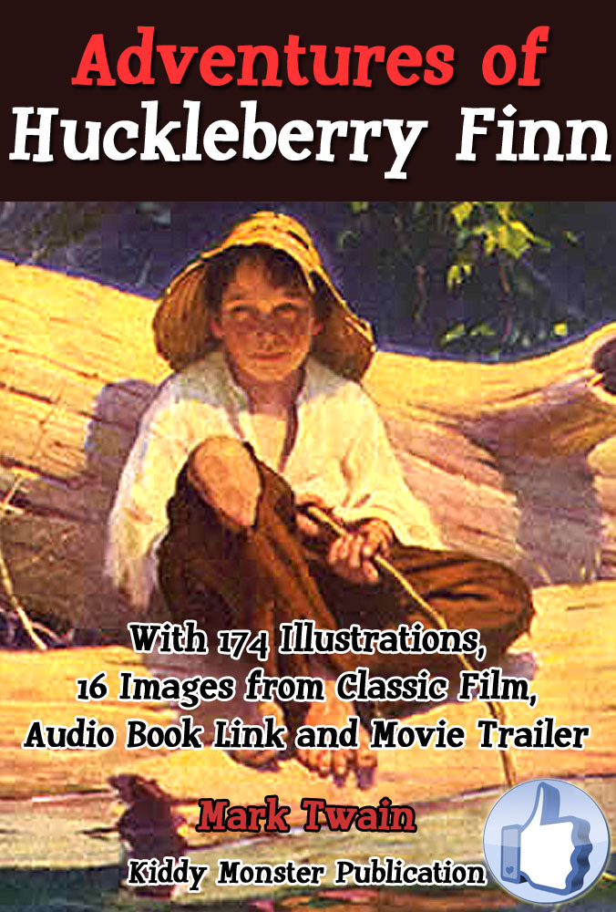 the physical journey of huck in the novel the adventures of huckleberry finn by mark twain When mark twain wrote the novel, slavery was banished everywhere, but of  ( twain 47) without any adventure or physical journey huck feels lonesome and.