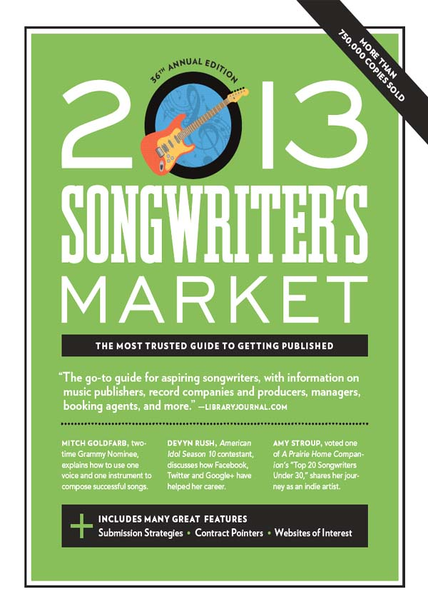 2013 Songwriter's Market