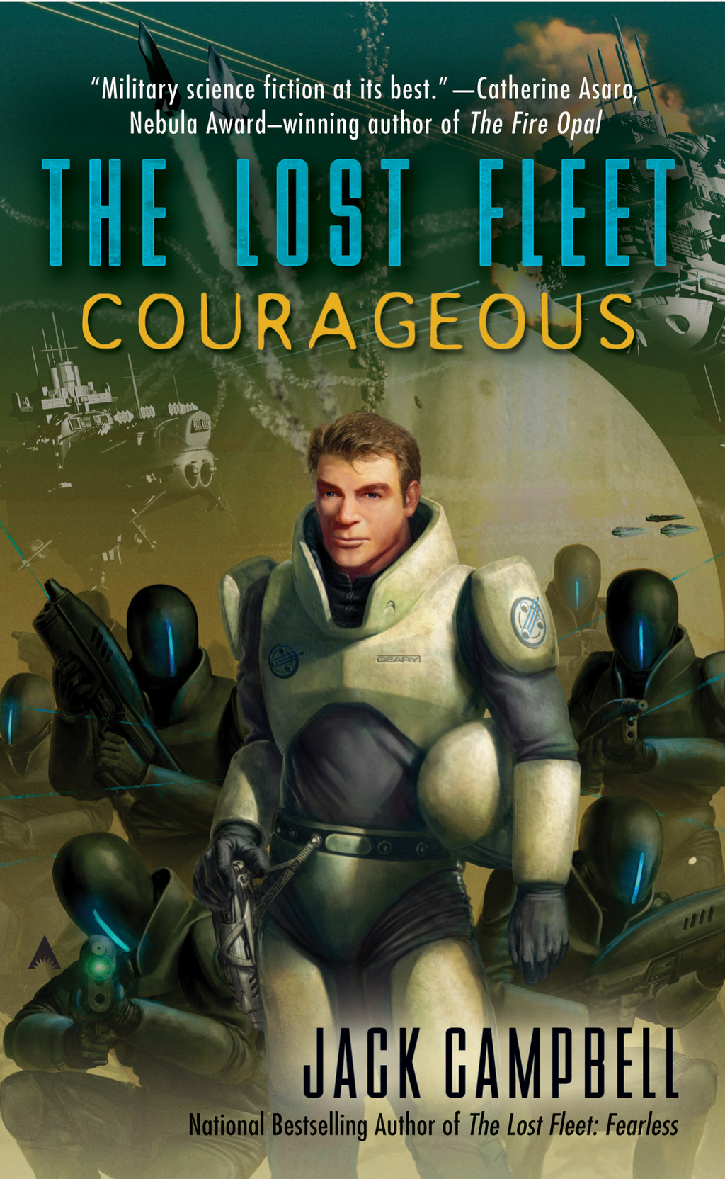 The Lost Fleet: Courageous By: Jack Campbell