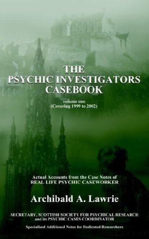 The Psychic Investigators Casebook
