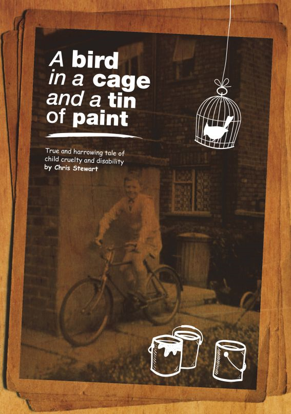 A Bird in a Cage and a Tin of Paint By: Chris Stewart