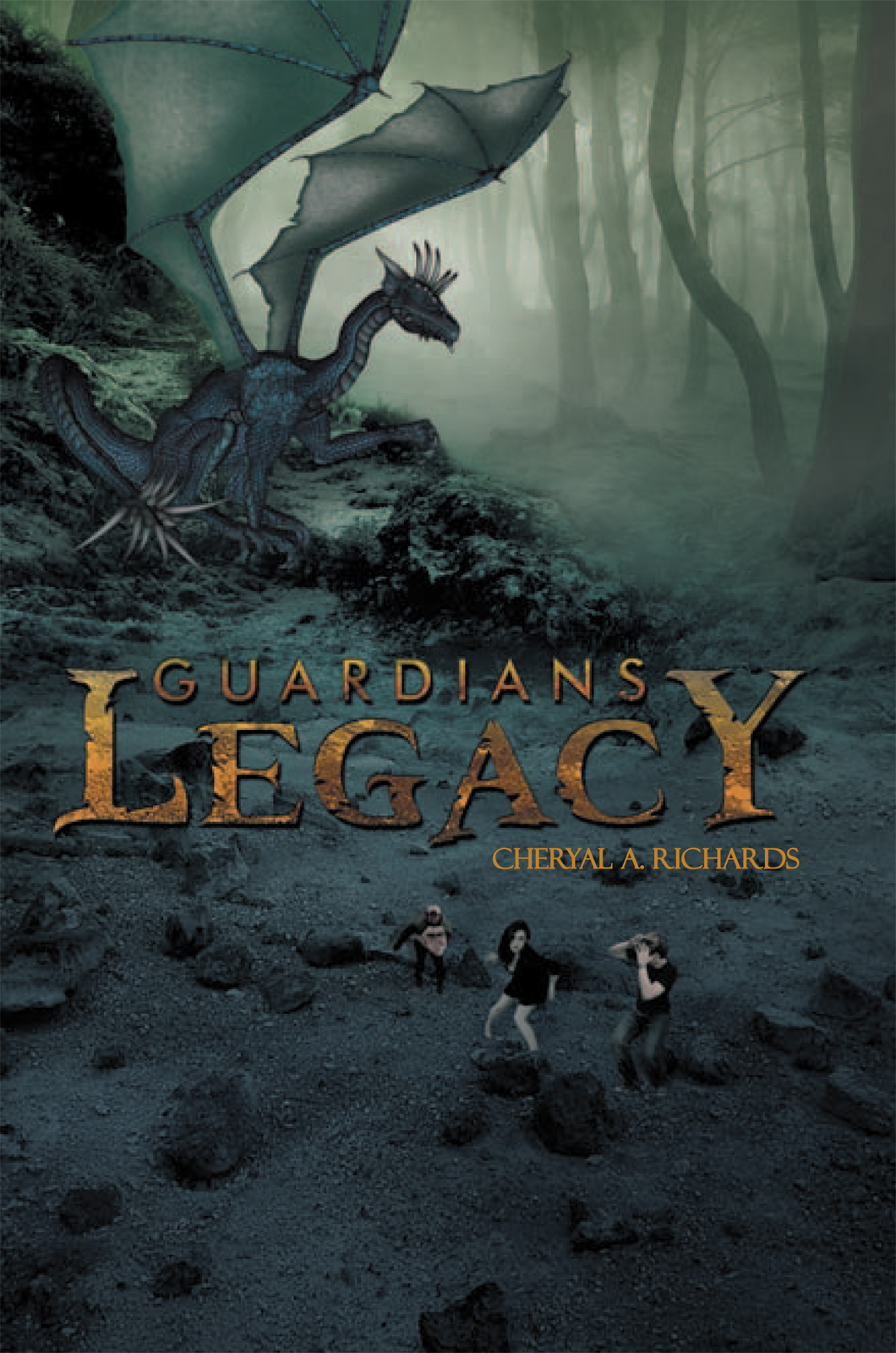 Guardians Legacy By: Cheryal A. Richards