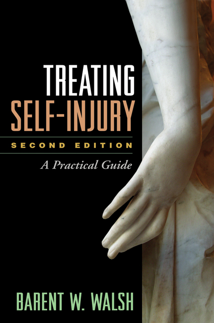 Treating Self-Injury, Second Edition