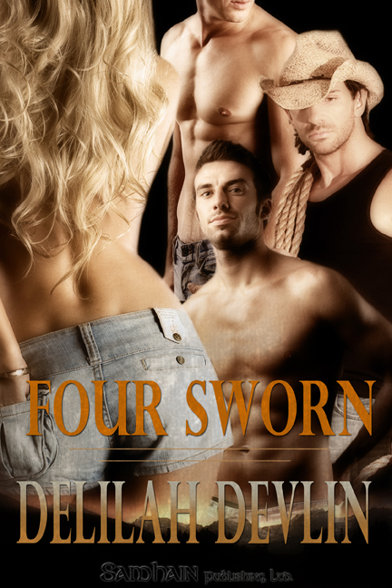 Four Sworn By: Delilah Devlin