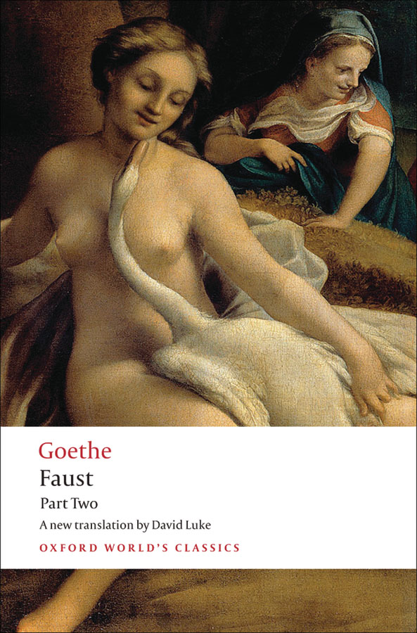 Faust: Part Two By: J. W. von Goethe