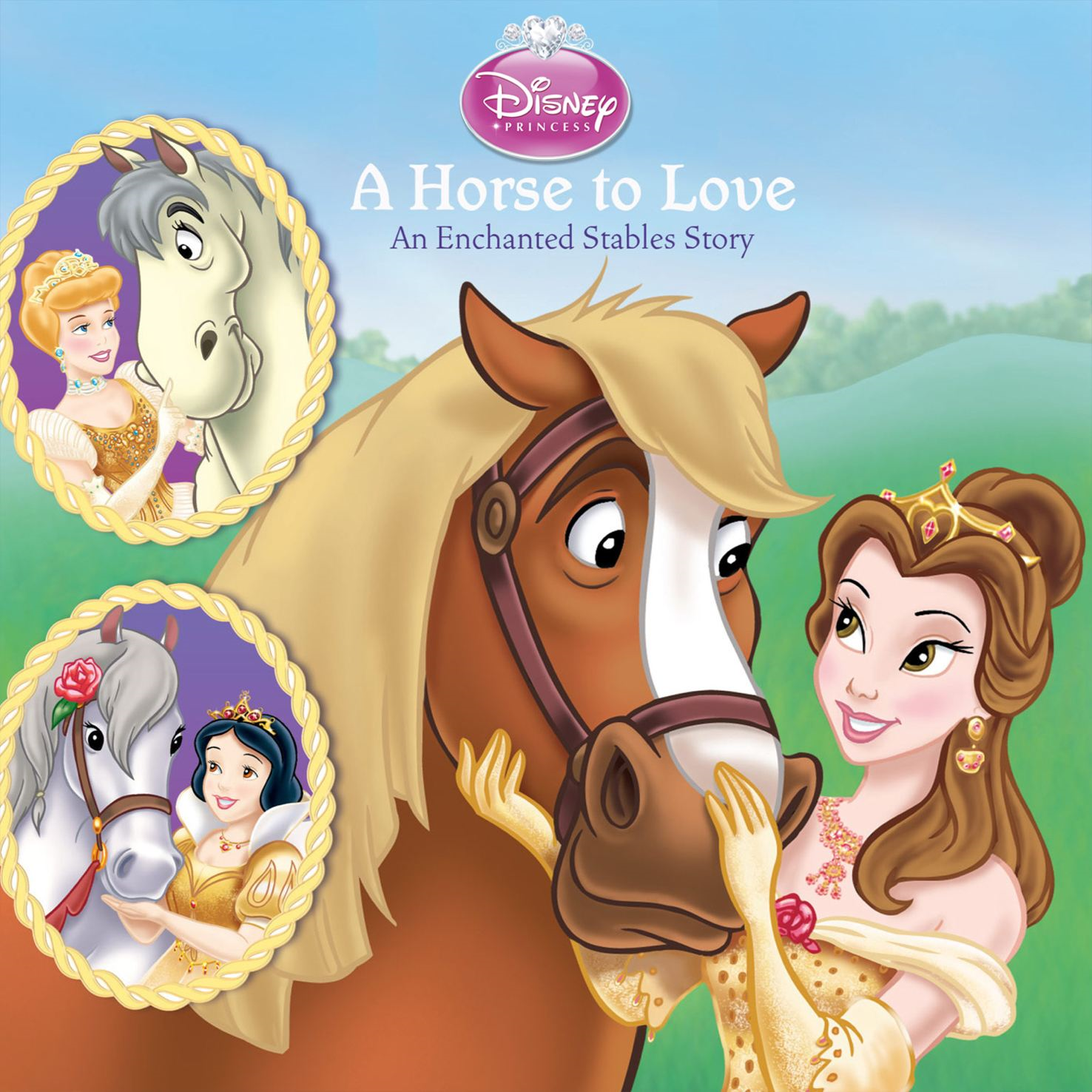 A Horse to Love: An Enchanted Stables Story By: Melissa Arps