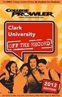 download Clark University 2012 book