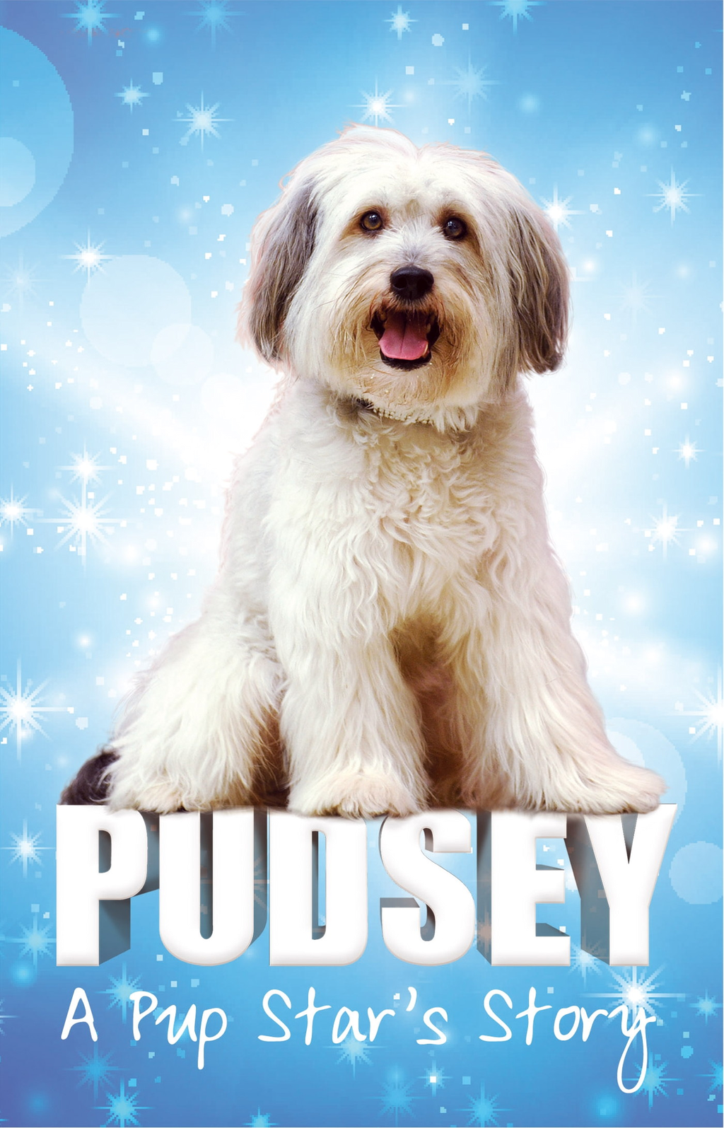 Pudsey: A Pup Star's Story