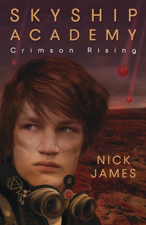 Skyship Academy: Crimson Rising By: Nick James