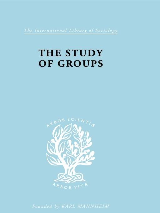 Study of Groups