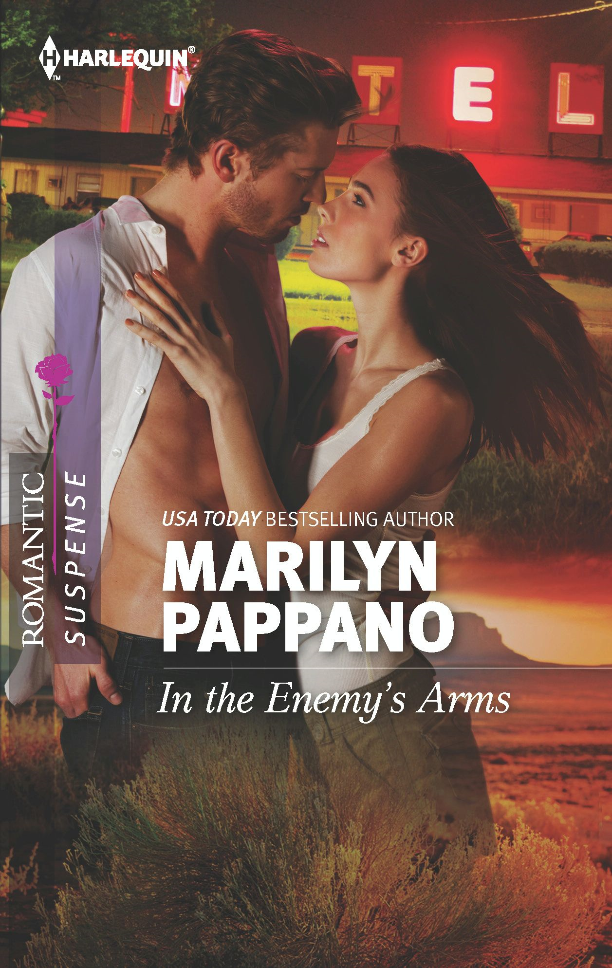 In the Enemy's Arms By: Marilyn Pappano