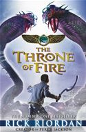 Picture of - The Kane Chronicles: The Throne of Fire