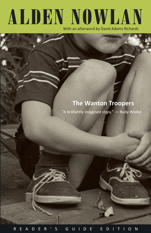 The Wanton Troopers