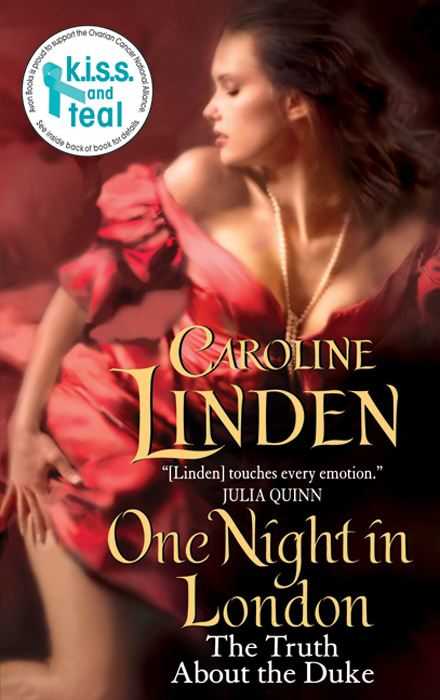 One Night in London By: Caroline Linden