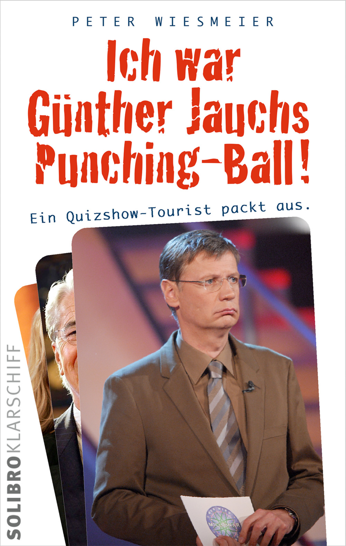 Ich war Günther Jauchs Punching-Ball!