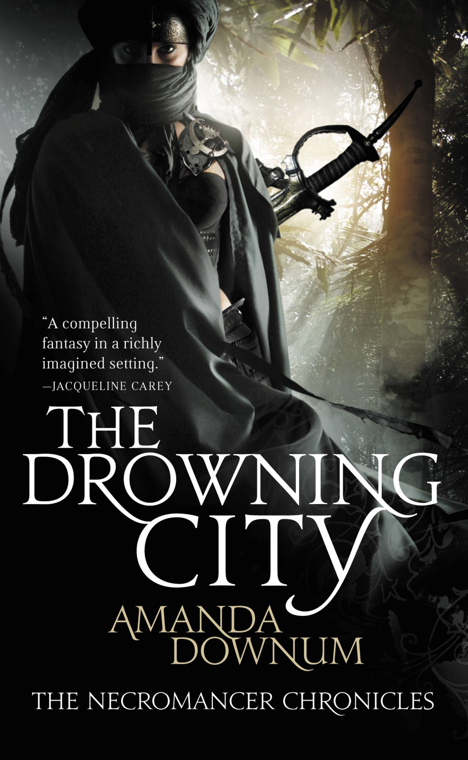 The Drowning City By: Amanda Downum