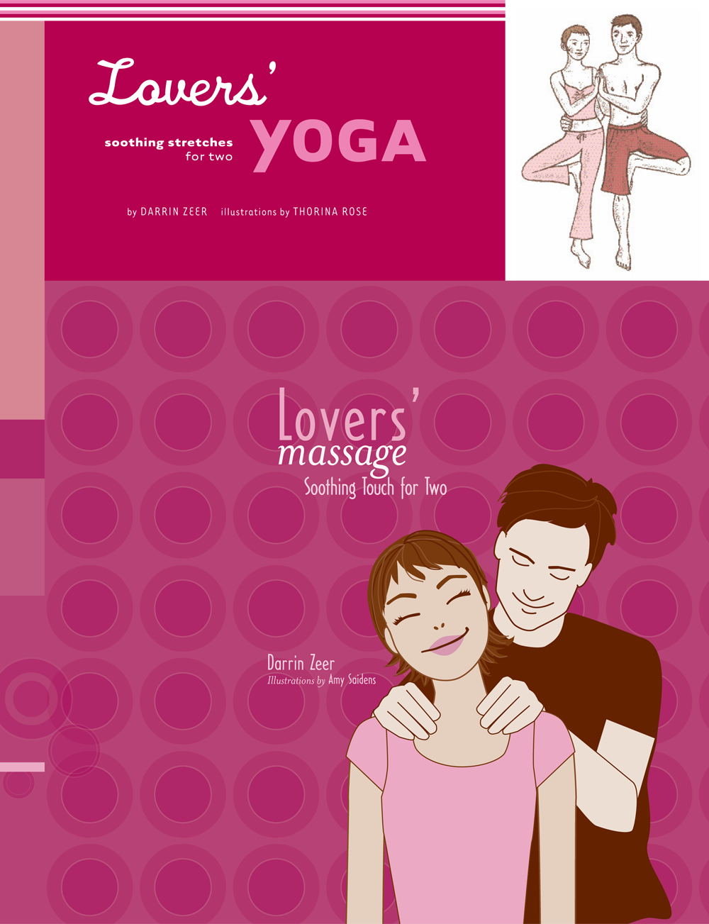 Lovers' Yoga/Massage Bundle