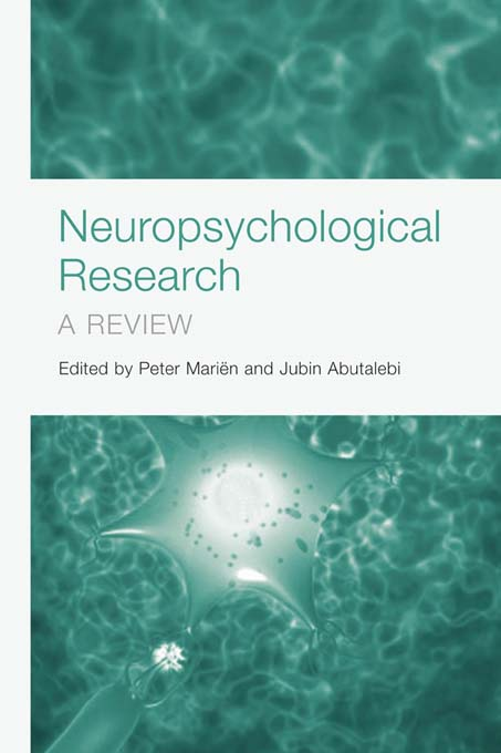 Neuropsychological Research A Review