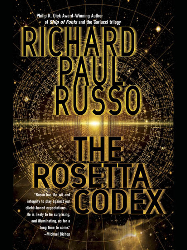 The Rosetta Codex By: Richard Russo