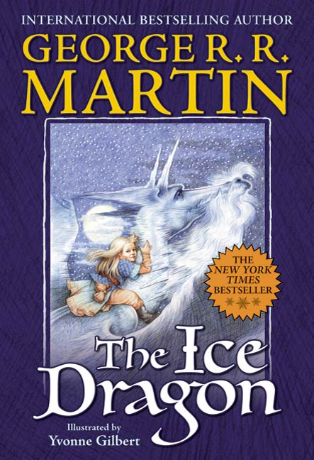 Cover Image: The Ice Dragon