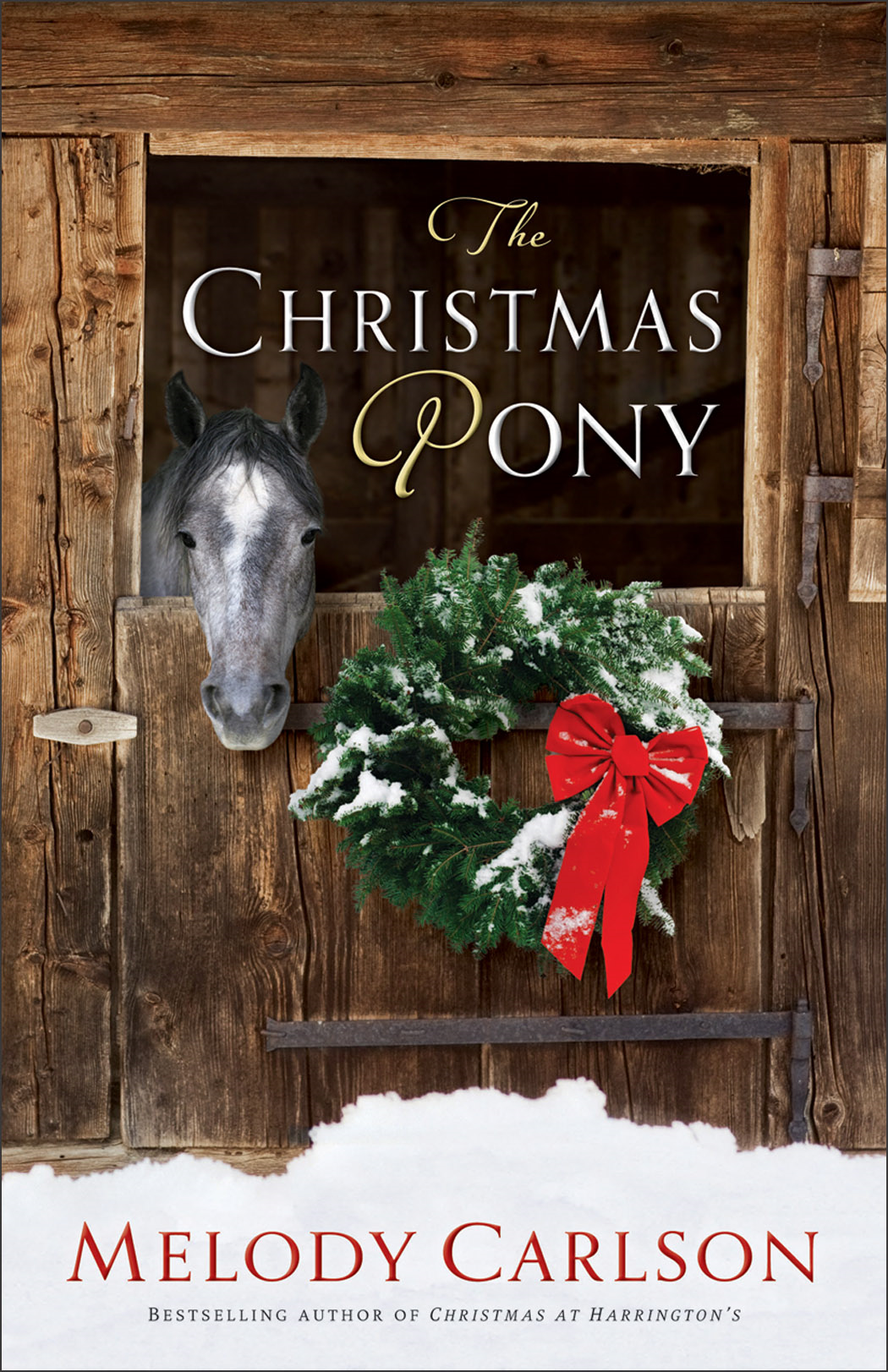 Christmas Pony, The By: Melody Carlson