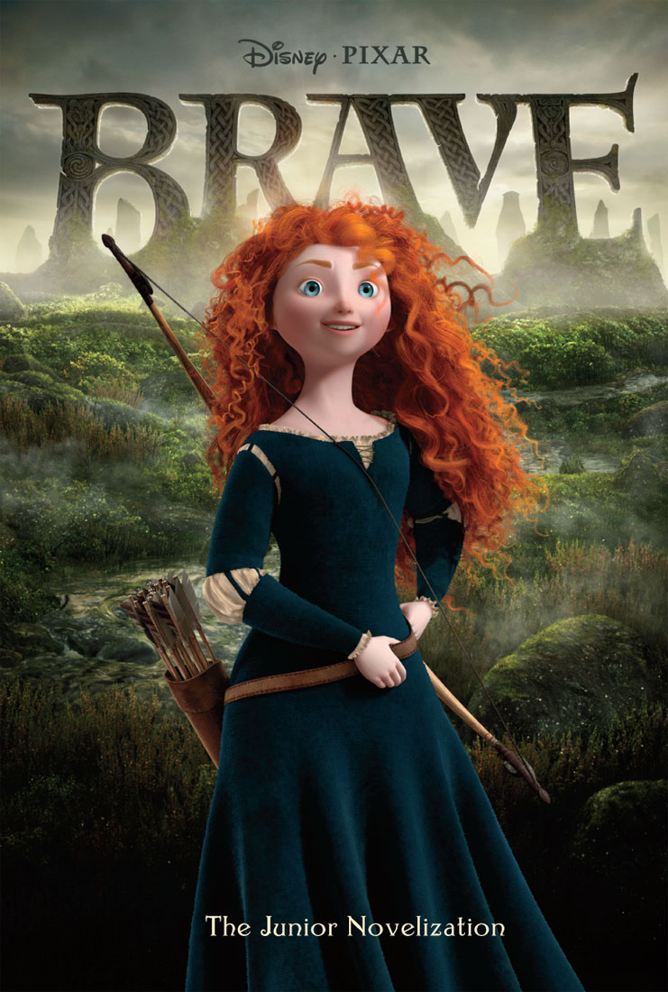 Brave Junior Novelization By: Irene Trimble