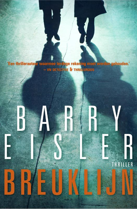 Barry Eisler - Breuklijn