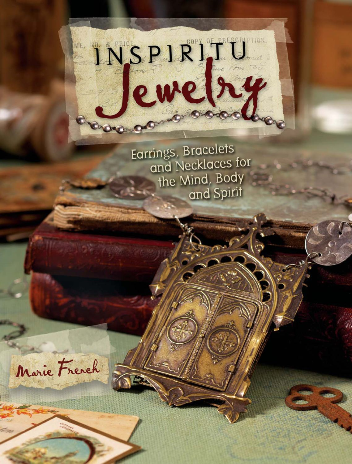 Inspiritu Jewelry: Earrings, Bracelets and Necklaces for the Mind, Body and Spirit