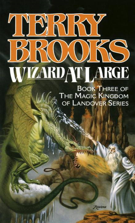 Wizard at Large By: Terry Brooks