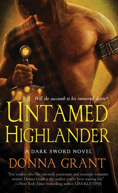 Untamed Highlander By: Donna Grant