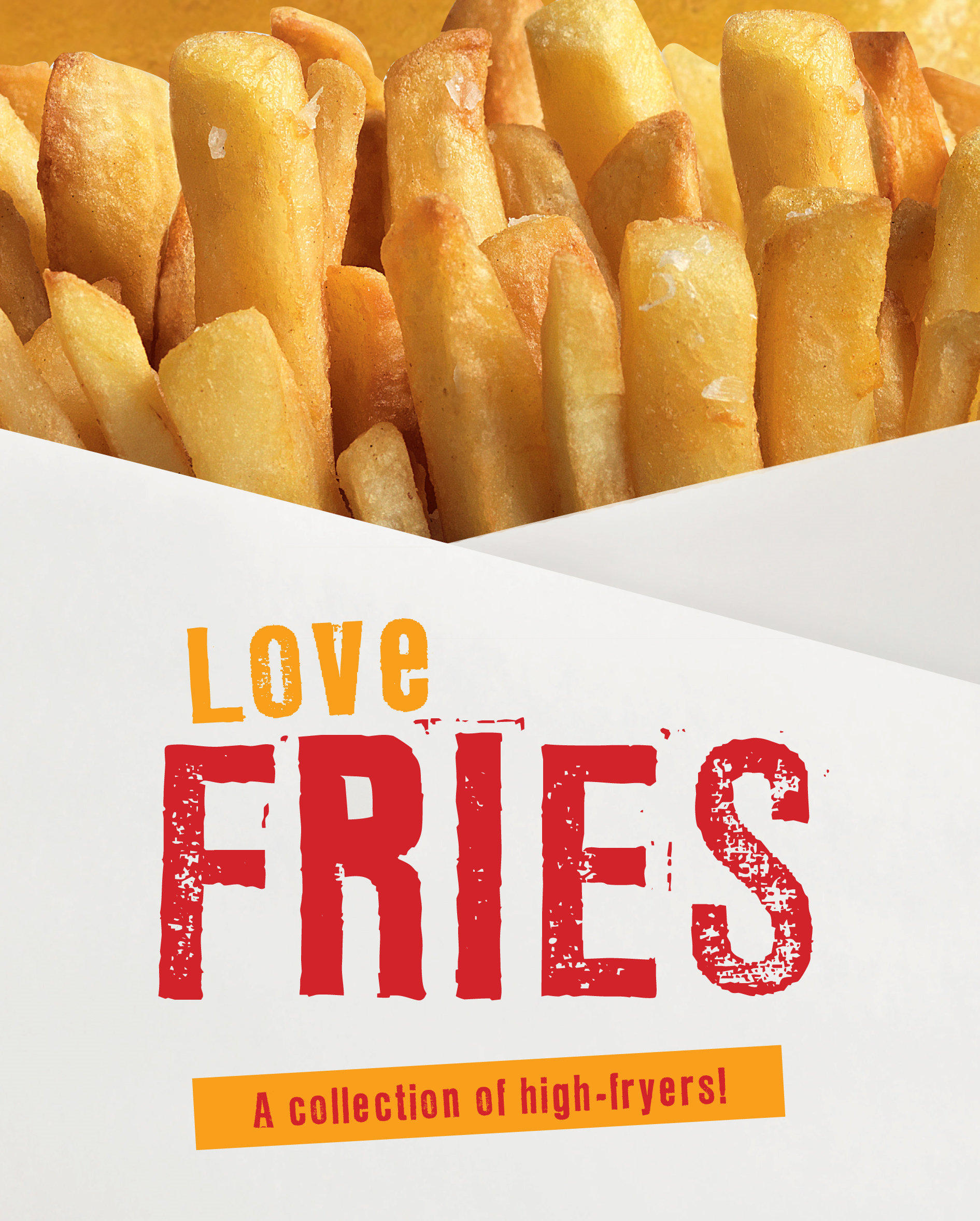 Love Fries (Love Food)