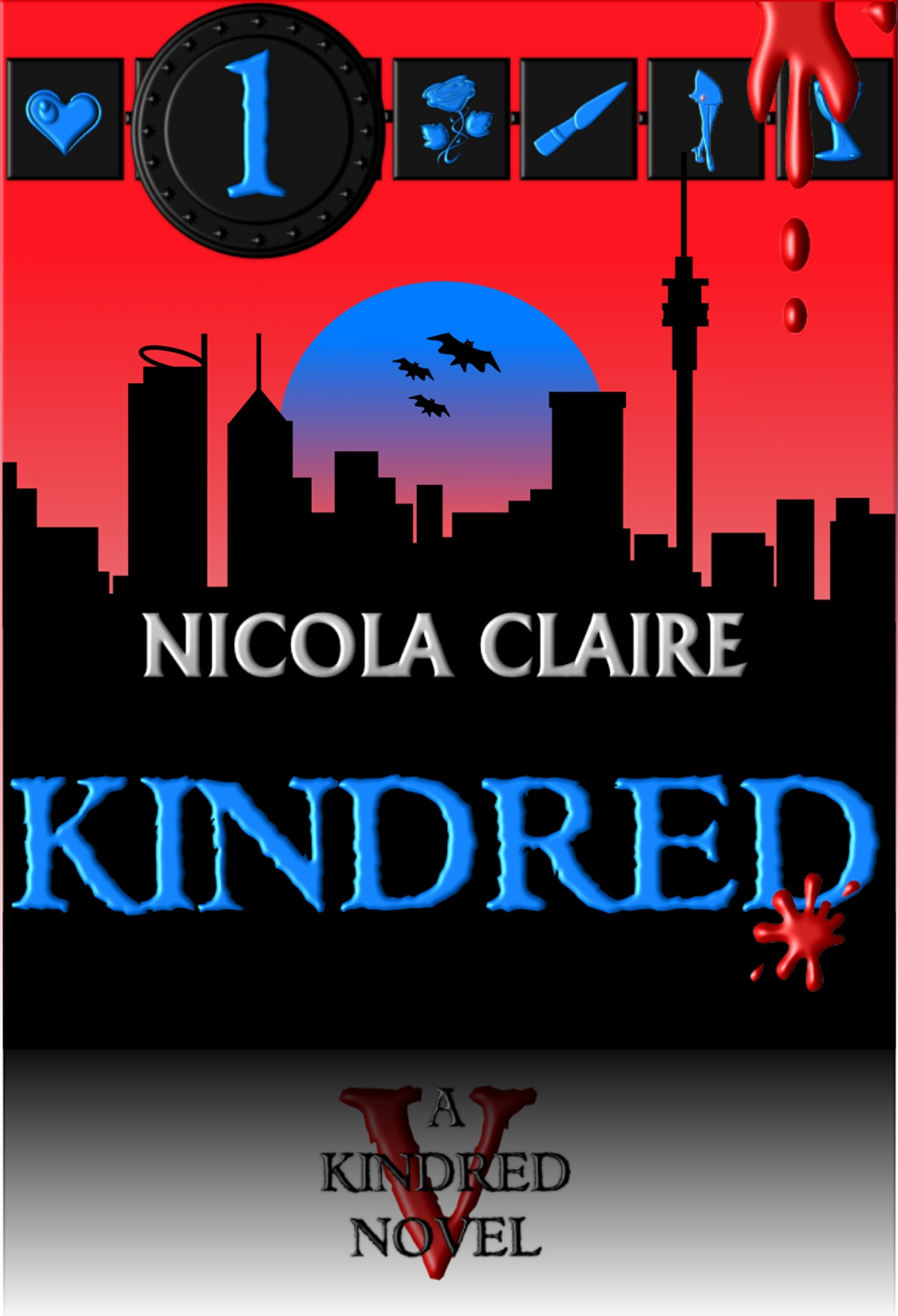 Kindred (Kindred, Book 1) By: Nicola Claire