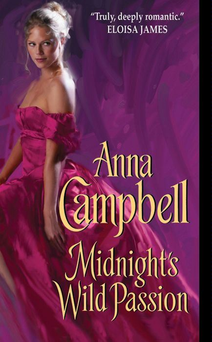 Midnight's Wild Passion By: Anna Campbell