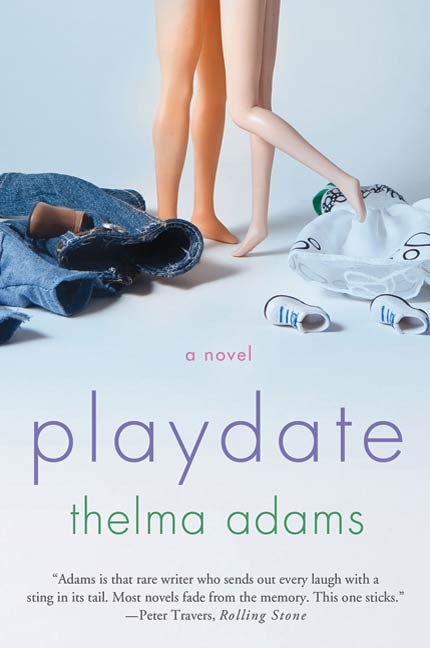 Playdate By: Thelma Adams