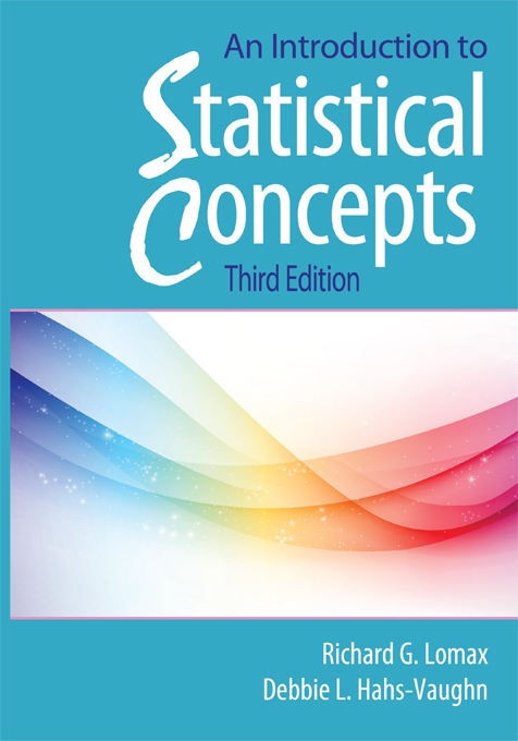 An Introduction to Statistical Concepts, Third Edition By: Lomax, Richard G.