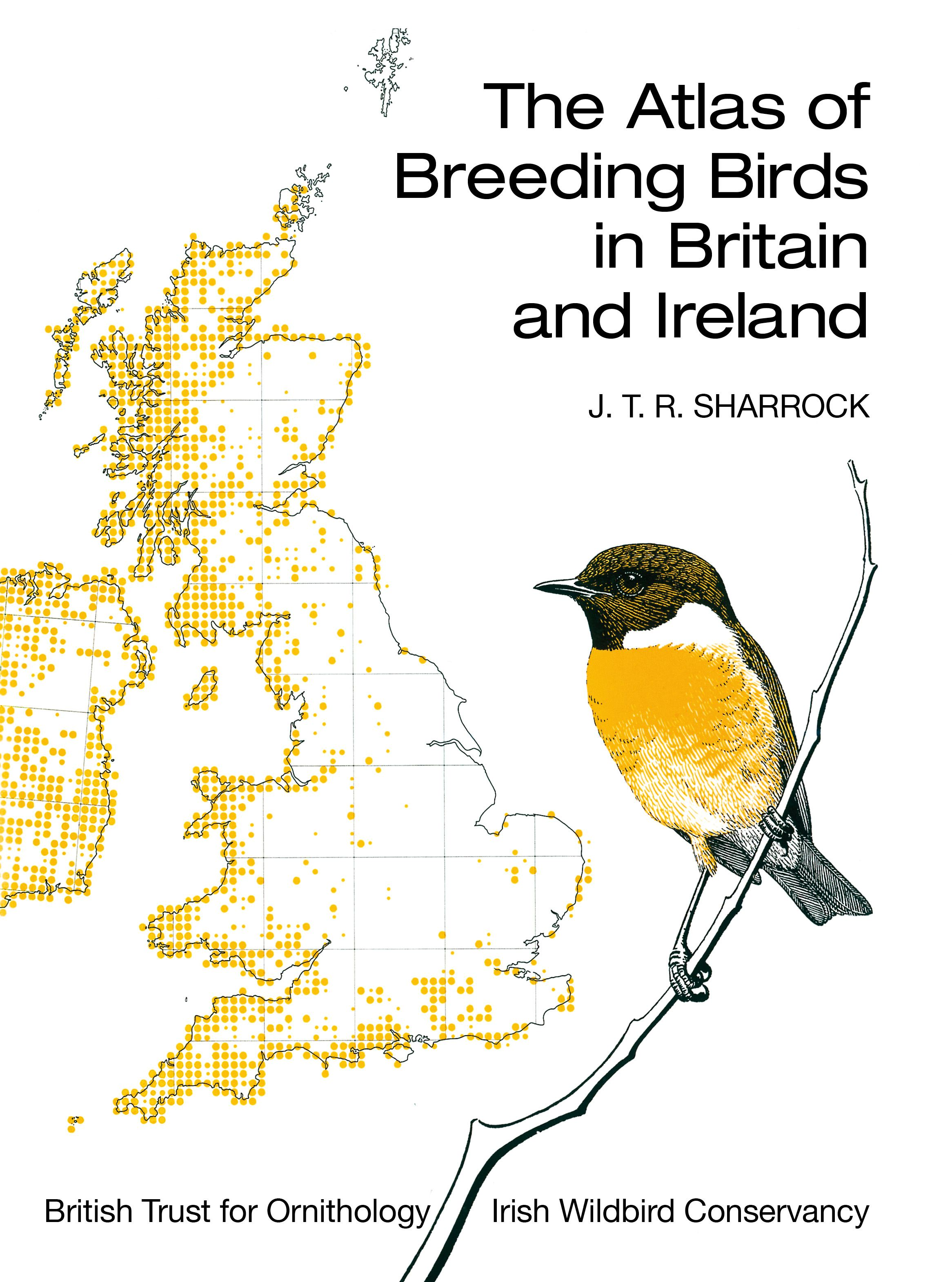 The Atlas of Breeding Birds in Britain and Ireland