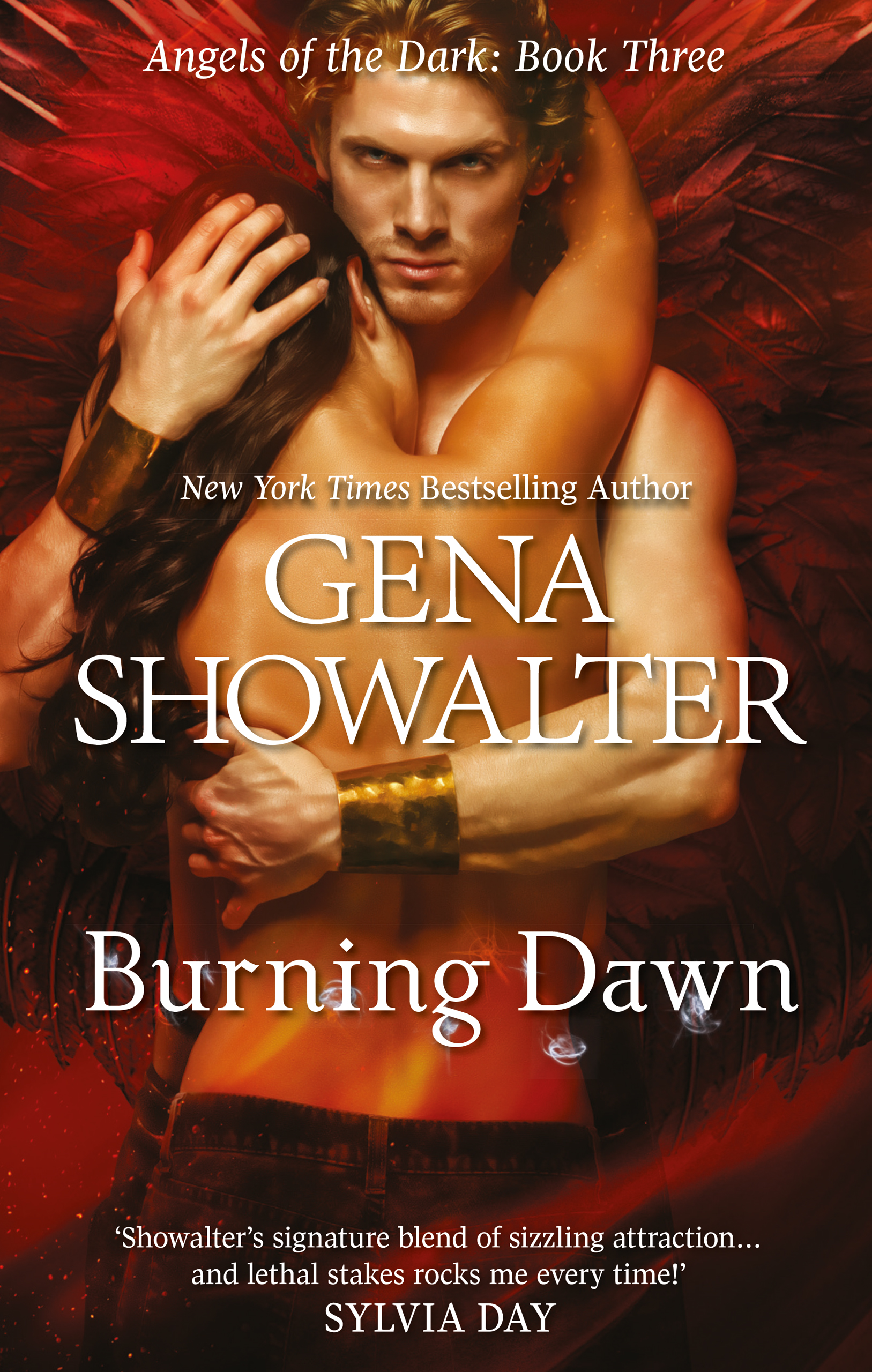 Burning Dawn (Angels of the Dark - Book 3)